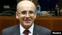 Вице-премьер Турции Мехмет Шимшек.