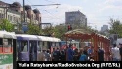 Украина, Днепропетровск, 27 апреля 2012