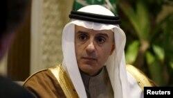 Сауд Арабиясының сыртқы істер министрі Адель әл-Жубейр.