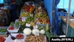 Кырым базарында бәяләр үсә