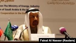 د سعودي عربستان د انرژۍ وزیر خالد الفالح
