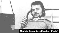 Мустафа Джемилев. 1979 год. Архив Мустафы Джемилева