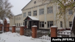 Элеккеге 20нче татар мәктәбе бинасы