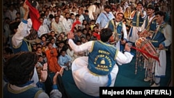 Pashtun music has a huge fanbase in parts of Pakistan and Afghanistan.