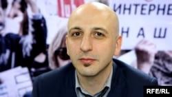 Руоводитель Центра защиты цифровых прав Саркис Дарбинян