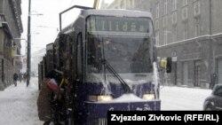 Snijeg i hladnoća okovali Balkan