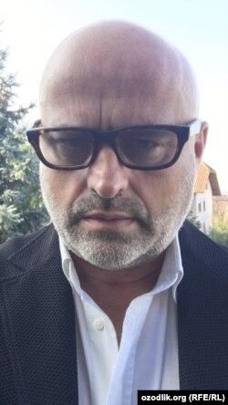 Вальдемар Киснер, представляющий 24 немецкие компании, которые в течении десяти лет не могут получить свои деньги за строительство «Дворца международных форумов» и стадиона «Бунёдкор» в Ташкенте.