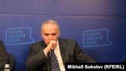Grupa ruskih opozicionih aktivista, predvođena Garijem Kasparovom, predložila je spisak osoba koje bi, po njihovom mišljenju, trebalo sankcionisati