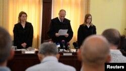 Произнасянето на окончателната присъда беше в съда в Сегед, Унгария
