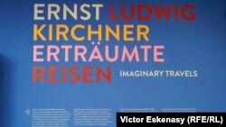 Ernst Ludwig Kirchner - o expoziție retrospectivă la Bonn cu nuanțe politice