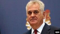 Сербия президенті Томислав Николич.