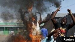 Trazirat në Burundi, foto nga arkivi