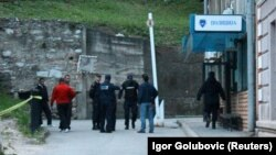 Policija nakon napada na policijsku stanicu u Zvorniku