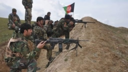 ارشیف، افغان امنیتي سرتیري د سرپل په سانچارک کې د عملیاتو پر مهال 03 March 2019