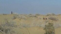 Çöllük Türkmenistan Beýik Britaniýadan 10.000 tonna çäge satyn alýar
