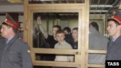 Суд над скинхедами в Москве