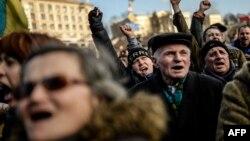 Киев. 21-февраль, 2014-жыл.
