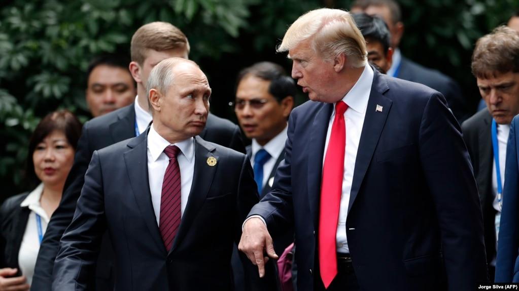 گفتوگوی «یکساعته» ترامپ و پوتین در مورد سوریه، ایران و کره شمالی