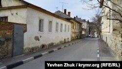 Дома конца XVIII – начала XIX века на улице Герасима Рубцова в Балаклаве