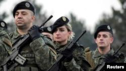 Sigurnosne snage Kosova, Priština