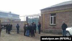 Vendi ku janë vrarë gjashtë antarë të një familje në Armeni