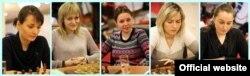 Жіноча збірна України з шахів