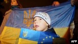 Донецький Євромайдан, 22 листопада 2013 року