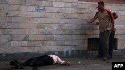 خيابانهای تهران، دوشنبه ۲۵ خرداد ۱۳۸۸