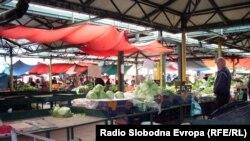 Tregu i gjelbër në Maqedoni