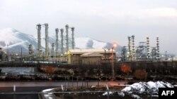 کارخانه آب سنگین اراک