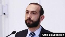 Председатель Национального собрания Армении Арарат Мирзоян(архив)