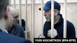 Экс-премьер Дагестана Абдусамад Гамидов был арестован в Махачкале в начале февраля 2018 года