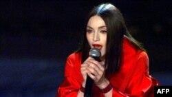 Ylli i muzikës pop-Madonna