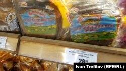 Московские цены на хлеб