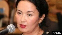Жайнагуль Айдархан, жена диссидента Арона Атабека.