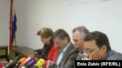 Čelnici sindikata u Hrvatskoj