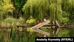 На том Сергеевском пруду. Что стало с водоемами Симферополя (фотогалерея)
