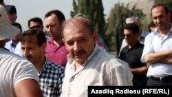 Азербайджанский журналист Рауф Миркадыров, 2014