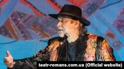 Ігор Крикунов, фото із сайту циганського театру «Романс»
