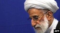 احمد جنتی، امام جمعه موقت تهران
