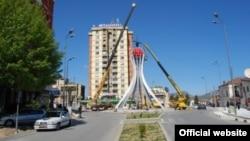 Споменикот Карпалак во Прилеп..