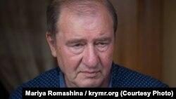 Заместитель председателя Меджлиса крымскотатарского народа Ильми Умеров