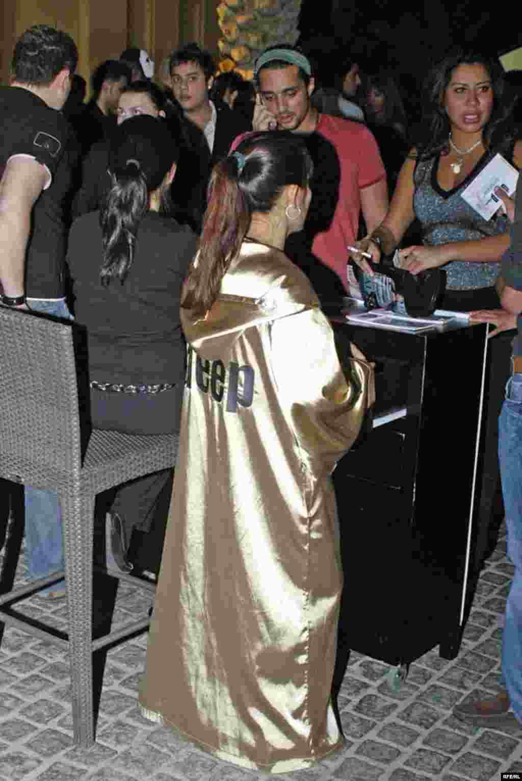 UAE, Deep Dish Concert at Club trilogy in Dubai, 04/15/2007