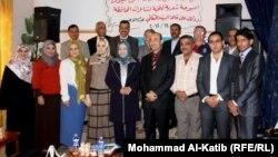 شاعرات من الموصل في أصبوحة أدبية