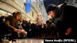 """Beograd: Odata pošta poginulim u redakciji """"Šarli Ebdo"""""""