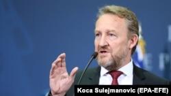 Perspektiva u evropskom putu: Bakir Izetbegović