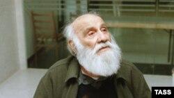 Писатель Лев Копелев, 1996 год