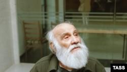 Лев Копелев, писатель, 1996 год.