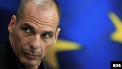 Министр финансов Греции Янис Варуфакис.