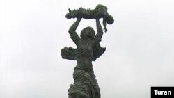 Мемориал памяти жертв трагедии в Ходжалы. Баку